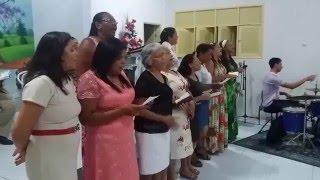 GRUPO MANANCIAL MEPB MÃE LUIZA 27/03/2016
