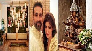 Wow… कितना खूबसूरत है अक्षय कुमार का घर...!!   Inside Pics Of Akshay Kumar's Residential House