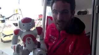 Passager clandestin à bord d'Initiatives-coeur - Vendée Globe 2012 2013
