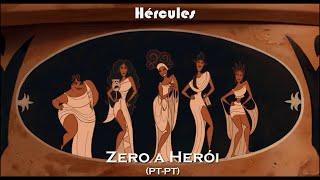 Hércules - Zero A Herói (LETRA PT-PT)