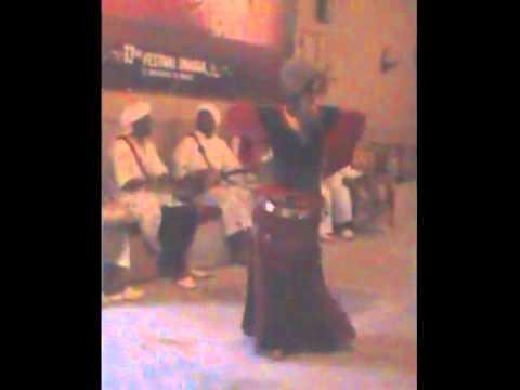 Server du Sud: Dance princesse des sables du sahara marocain_Khamliya sud-est Maroc