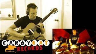 """Ewan Dobson feat. Zack B - """"Wizard in the Wind"""" - Acoustic Metal"""