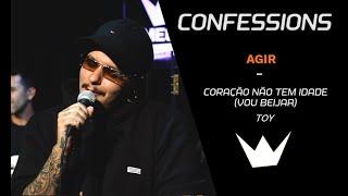 Mega Hits - Confessions | AGIR - Coração não tem idade (Toy)