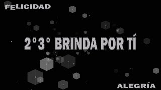 BRINDO POR TI 2°3° ESCUELA TÉCNICA 2 (9 DE JULIO-  BS. AS.)