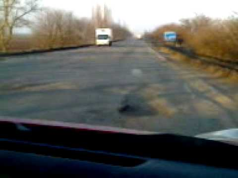 Ukrainian Highway!!! Odessa-Nikolaev