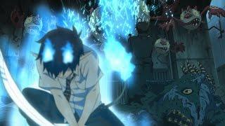 Blue Exorcist Opening 2 English by [NateWantsToBattle] HD creditless