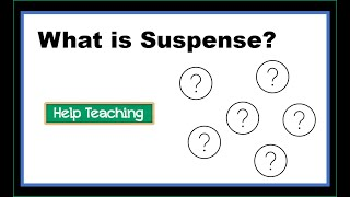 What is Suspense?