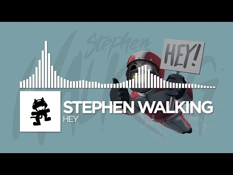 Stephen Walking - Hey