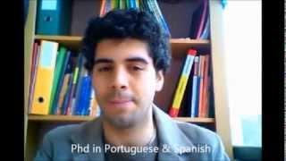 Portuguese from Portugal l European portuguese lessons | Portuguese tutor