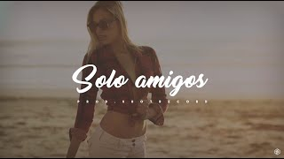 """Solo amigos"" - Reggaeton Instrumental #58   Maluma Type   Prod. by ShotRecord"