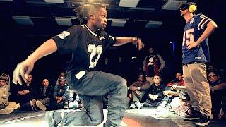 Hip Hop Freestyle Dance Battle BLACKRUFF vs DEKO DEEROCKZ | Snooty Tube