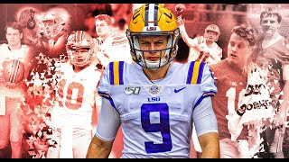 Joe Burrows LSU Mini Movie ||