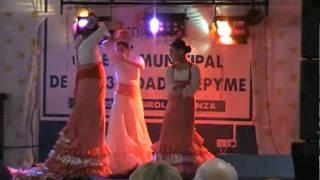 Alumnas Flamencas - Sevillanas - Flamenco Azabache 2010