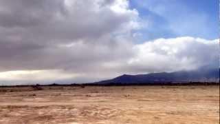 Salton Sea Desert Wind Storm Vlog!