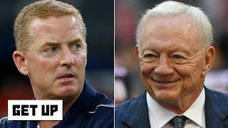 Jerry Jones will fire Jason Garrett if the Cowboys miss the Super Bowl - Ryan Clark | Get Up