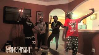 Hit Dem Folks Dance Video @Math Yuu @KingImprint | Power - Young Thug