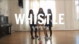 BLACKPINK (블랙핑크) - Whistle (휘파람) dance cover by OMOCHI