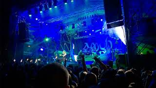 Amon Amarth First Kill (Barba Negra 2017.08.23)