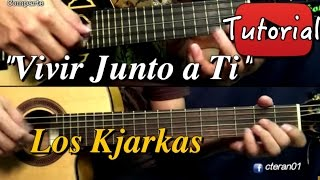 Vivir junto a Ti - Los Kjarkas Tutorial/Cover Charango, Zampoña y Guitarra
