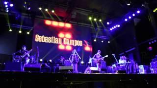Prueba de sonido Sebastian Campos en Medellin (6 de agosto - Feria De Las Flores)
