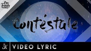 Jeisonzk - Contéstale | Vídeo Lyric