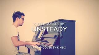 X Ambassadors - Unsteady (Me Before You) (Piano Cover + Sheets)