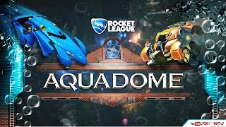 Rocket League : AquaDome Trailer (1080p/4K)