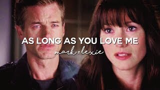 mark + lexie | as long as you love me