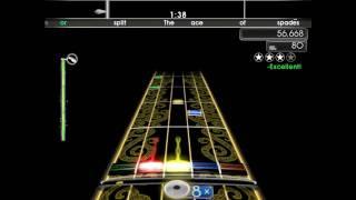 (HD) Motorhead - Ace of Spades '08 - Frets on Fire EXPERT 5*