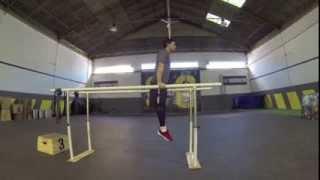 ¿Cómo hacer fondos en paralelas? - Dips - CrossFit ALC