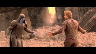 Marvel's Guardians of the Galaxy gag reel - Dance Off | HD width=