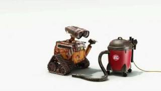 Wall-E Superbowl Ad from Disney Pixar