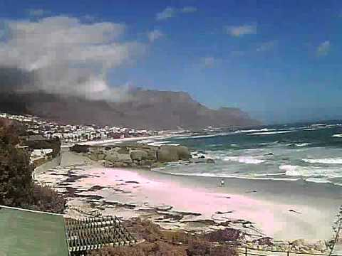 Timelapse Video – Glen Beach & Camps Bay – 28/04/2011