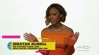 "Serayah Gives ""Empire"" Season 2 Hints!"