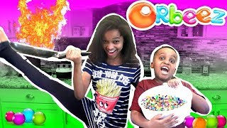 DO NOT FRY ORBEEZ EXPERIMENT! - Onyx Adventures