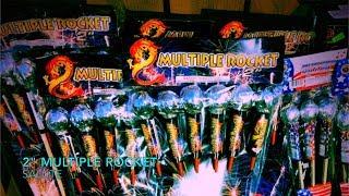 "Multiple Rocket 2"" (SALUTE)"