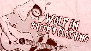 WOLF IN SHEEP'S CLOTHING (Acústico) - Cover en español por Riglock