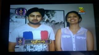Shri-Janhavi talks about their rehearsals