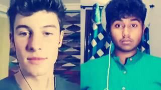 Shawn Mendes - Treat You Better(Duet cover ft.KeshavKk)