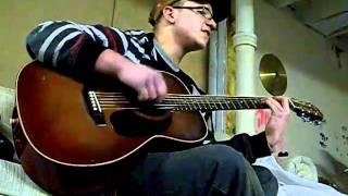 Evan Cervantes Own Song He Wrote Blistered Fingers, Broken Heart
