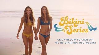 The 2017 Bikini Series is 2 Weeks Away! Sign Up TODAY!!