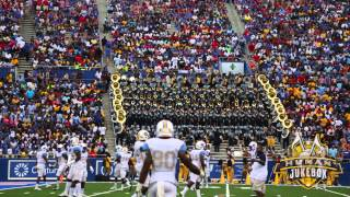 "Southern University Human Jukebox 2015 ""Throw Sum Mo"""
