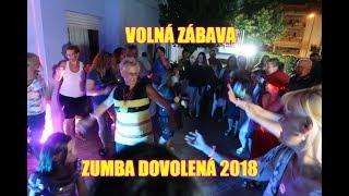 Diskotéka  - Zumba dovolená 2018 - Ivana Pawlasová