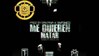 Tempo Ft. Anuel AA.                               -- Me Quieren Matar -- [Audio Official]