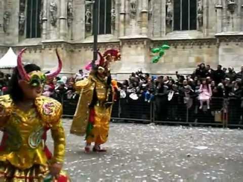 Carnevale a Milano.2011