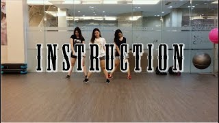 Jax Jones & Demi Lovato - Instruction - Choreography by Jojo Gomez Dance Cover | #DemiLovato