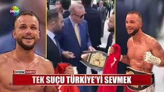 Tek suçu Türkiye'yi sevmek