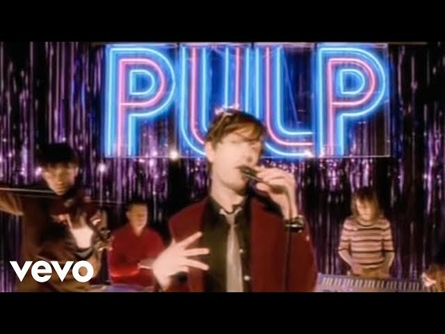 "Vídeo oficial de ""Common People"" de Pulp"