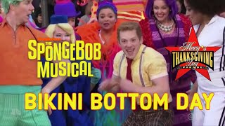 Bikini Bottom Day Spongebob Squarepants   The Broadway Musical 91st Annual Macys Thanksgiving Day Pa