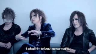 the GazettE Segment 1 -- Meet the Band